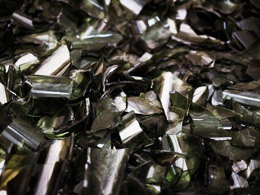 Glasscherven